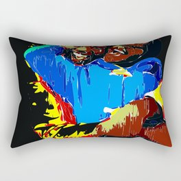 Africa Love Rectangular Pillow