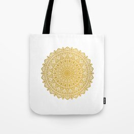 Beautiful Mandala Tote Bag