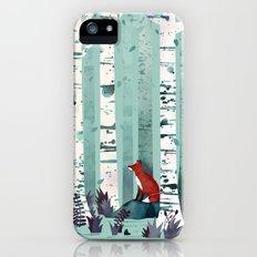 The Birches Slim Case iPhone SE
