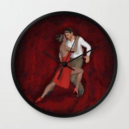 Rhumba Wall Clock