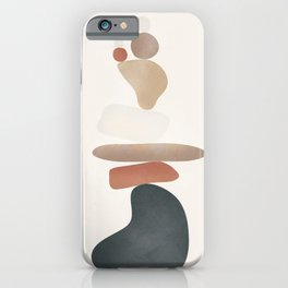 Balancing Stones 27 iPhone Case
