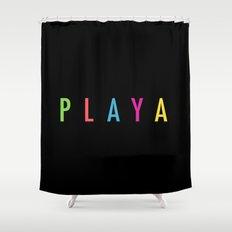 Playa Shower Curtain