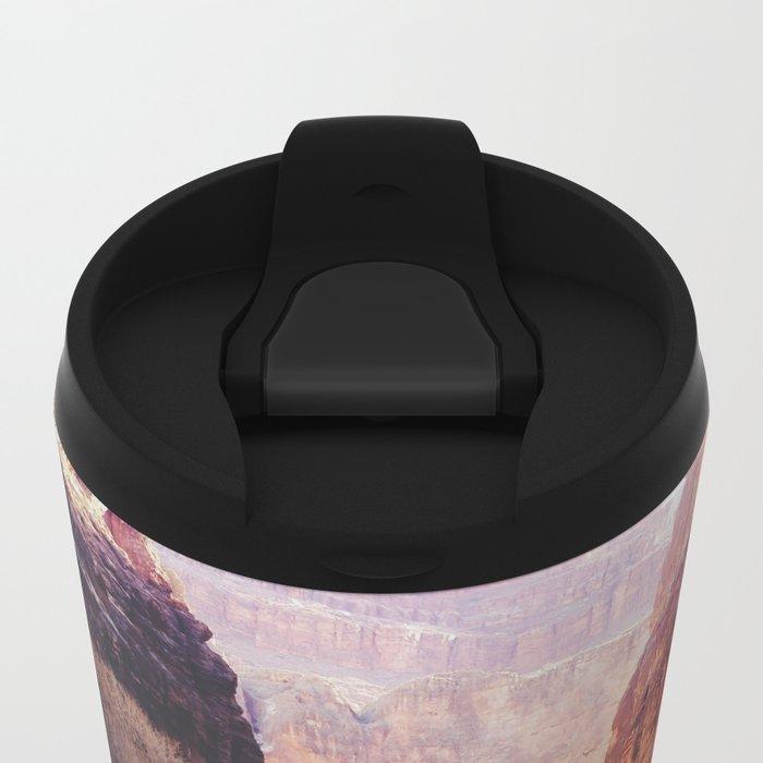 Havasu Canyon Creek Metal Travel Mug