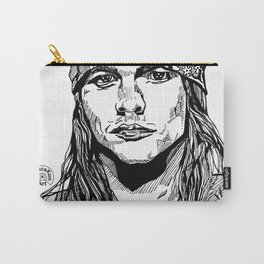 Axel Rose Portrait Carry-All Pouch