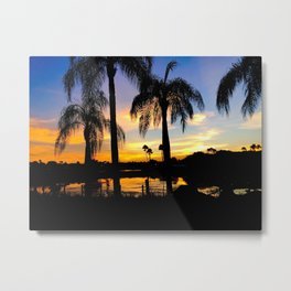 Coronado Springs Sunset Metal Print