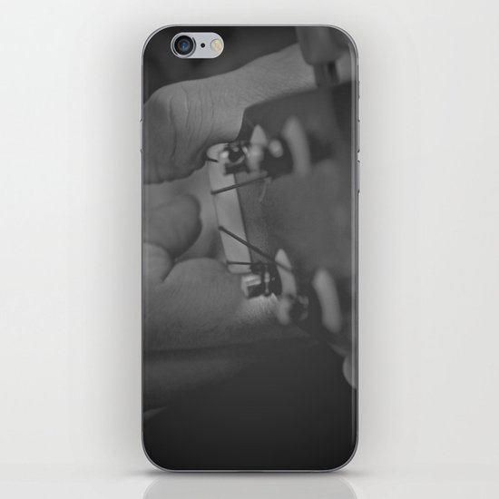Ukulele Chord  iPhone & iPod Skin