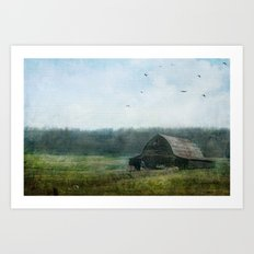 Ozarks Art Print