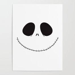 Jack Skellington Halloween Poster