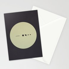 (You are here) Solar System v2 Stationery Cards