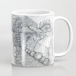By the ocean Coffee Mug