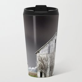 The Barn and Shed - Inverted Art Travel Mug