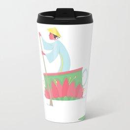 Tea Lilly Cup Travel Mug