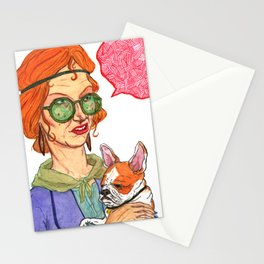 Frenchy Stationery Cards