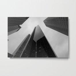 Interview on the 23rd floor Metal Print