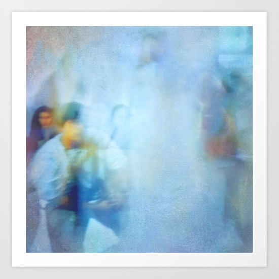 OUT-OF-FOCUS Art Print