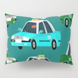 Lantau Taxi Pillow Sham