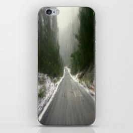 It's cold Down - Under! iPhone Skin