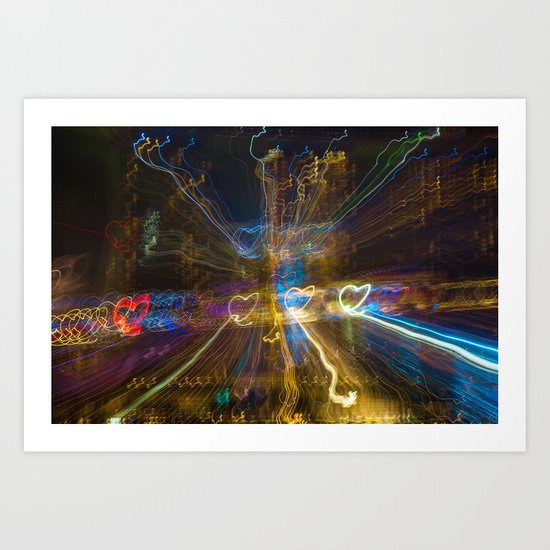 Light In You Art Print