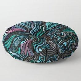 Grain and Flow Floor Pillow