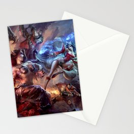 Leagueof Legends Stationery Cards