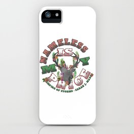 Empire of Storms - Nameless Is My Price iPhone Case