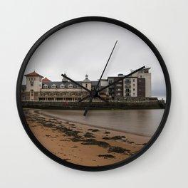 Knightstone Island Wall Clock