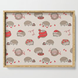 Hedgey Holidays Serving Tray