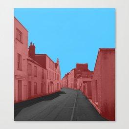 Jersey Colors Canvas Print