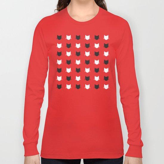 Cat Pattern 04 Long Sleeve T-shirt
