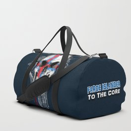 To The Core Collection: Faroe Islands Duffle Bag