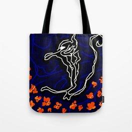 Figure Tote Bag