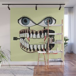 Immortal Chatter Wall Mural