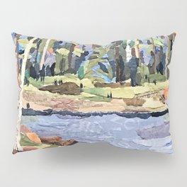 Lake view Pillow Sham