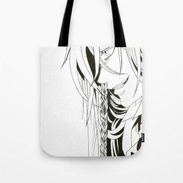 Kuroshitsuji Undertaker Tote Bag