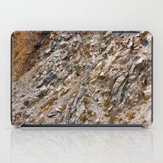 scrub & strata iPad Case