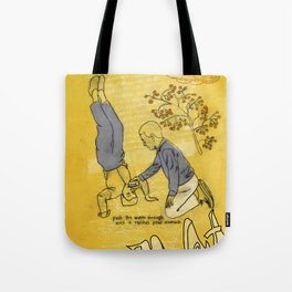 Modesto! Hiccup Tote Bag