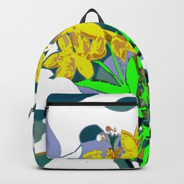 A  Daffodil Day        by Kay Lipton Backpack