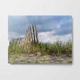 Ocean Grove Beach ~ Swansea, MA Metal Print