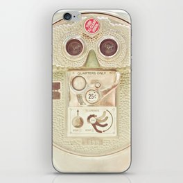 Beach Binoculars iPhone Skin