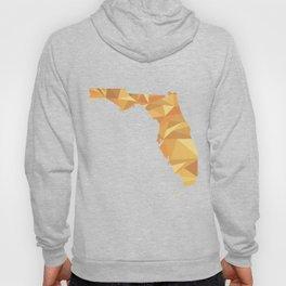 Florida Pattern Map Art Hoody