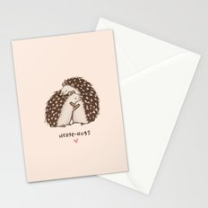 Hedge-hugs Stationery Cards