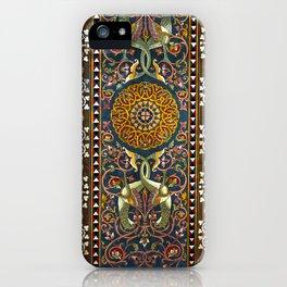 Sicilian ART NOUVEAU iPhone Case