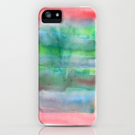 141203 Abstract Watercolor Block 5 iPhone Case