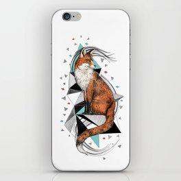 Foa the Fox iPhone Skin