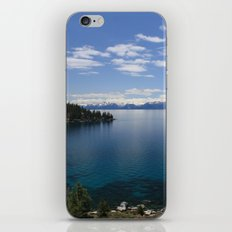 Clear Water iPhone & iPod Skin