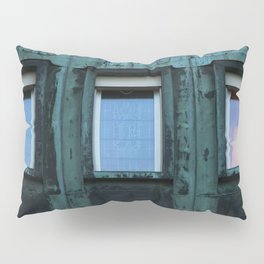 old architectures in Berlin Pillow Sham