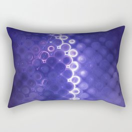 Lighning Strike Rectangular Pillow
