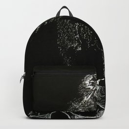 Raven and Skull Backpack