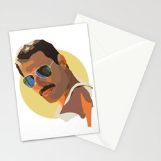 Freddie Mercury Stationery Cards