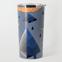 Blue Py Travel Mug